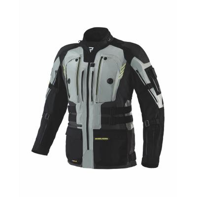 Textilná bunda Rebelhorn Patrol - čierno sivá