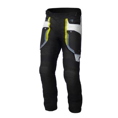 Textilné nohavice Rebelhorn Borg - čierno biele