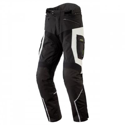 Textilné nohavice Rebelhorn Hardy II - čierno sivé