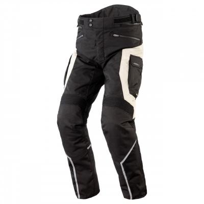 Textilné nohavice Rebelhorn Hardy II - čierno pieskové