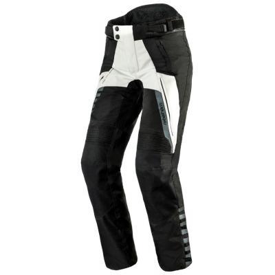 Textilné nohavice Rebelhorn Hiker II Lady - čierno sivé