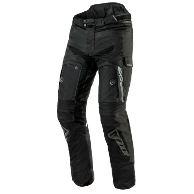 Textilné nohavice Rebelhorn Patrol - čierne