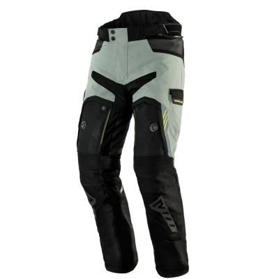 Textilné nohavice Rebelhorn Patrol - čierno sivé