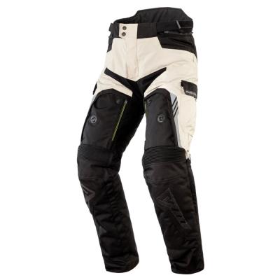 Textilné nohavice Rebelhorn Patrol - čierno pieskové