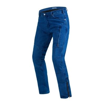 REBELHORN HAWK II kevlarové nohavice modré