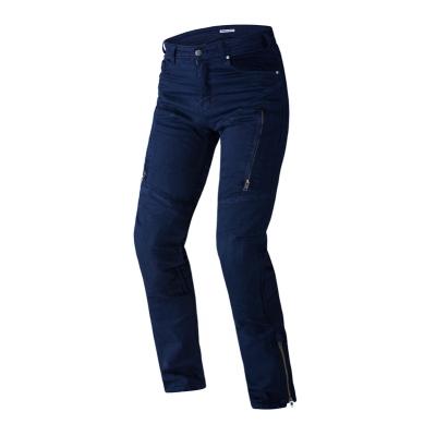 REBELHORN HAWK II kevlarové nohavice tmavo modré