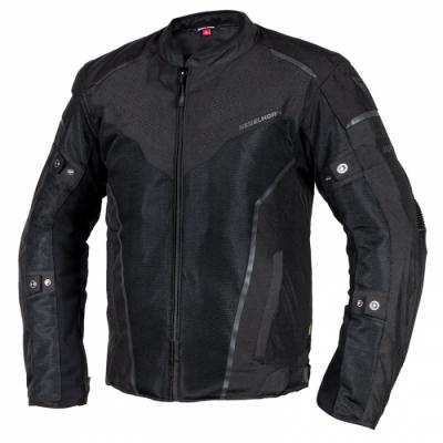 Textilná bunda Rebelhorn Hiflow IV, čierna