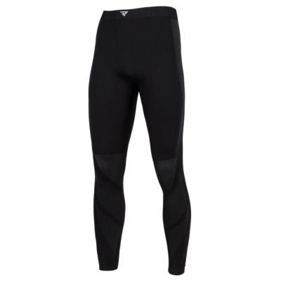 Termoaktívne nohavice Rebelhorn Freeze Camo, čierne