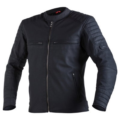Kožená bunda REBELHORN HUNTER PRO, čierna