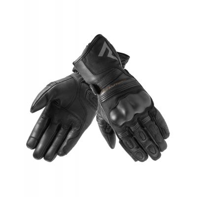 Dámske kožené rukavice Rebelhorn Patrol WP, čierne