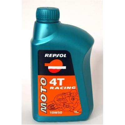 Repsol Moto Racing 4T 10W50 1L, na motorku
