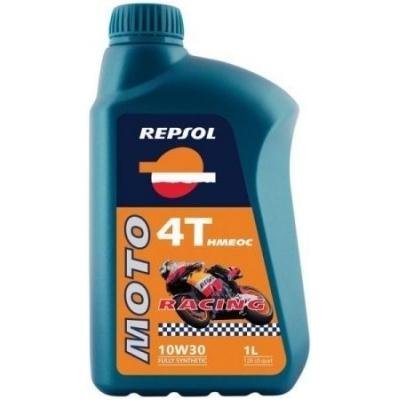 Repsol Moto Racing 4T HMEOC 10W30 1L, na motorku