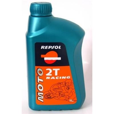 Repsol Moto Racing 2T 1L, na motorku