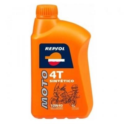 Olej Repsol Moto Sintetico 4T 10W40 1L