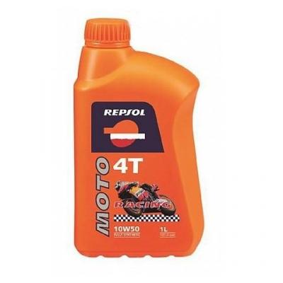 Olej Repsol Moto Racing 4T 10W50 1L