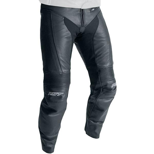 81d480754a78 Kožené nohavice RST R-18 čierne