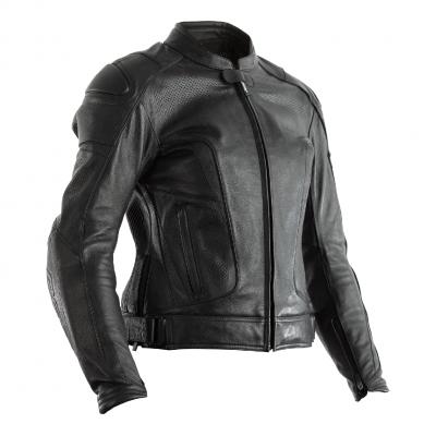 Dámska kožená bunda RST 2130 GT CE čierna