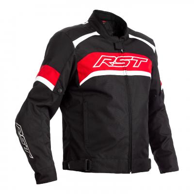 Textilná bunda RST 2368 Pilot CE červená