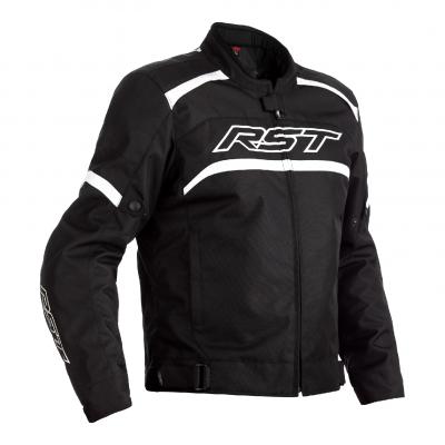 Textilná bunda RST 2368 Pilot CE, čierno-biela