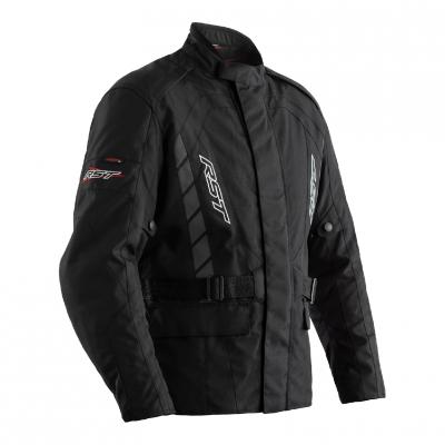 Textilná bunda RST 2726 Alpha IV CE, čierna