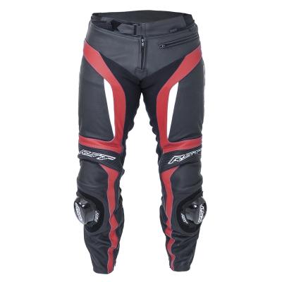 Kožené nohavice RST Blade II čierno-červené, na motorku