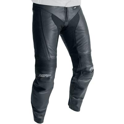 Kožené nohavice RST R-18 čierne