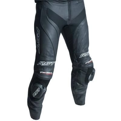 Kožené nohavice RST TRACTECH EVO III - čierne