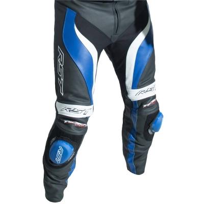 Kožené nohavice RST TRACTECH EVO III - čierno-modré