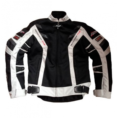Dámska textilná bunda RST 9014 VENTILATOR V sivá