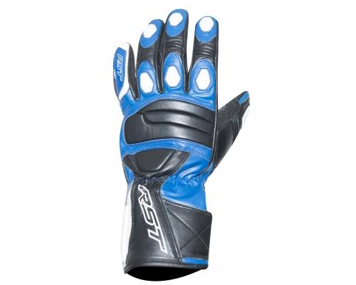 Kožené rukavice RST Urban II čierno-modré 96bc5a793c