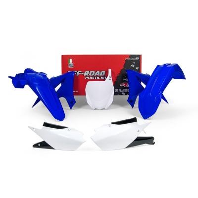 Sada plastov Rtech - modrá/biela Yamaha