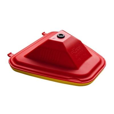 Kryt filtra vzduchu RTECH YZF,WRF 250/450 2014-20 , červeno-žltý