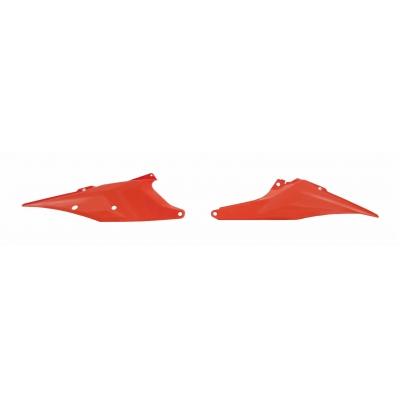 Bočné tabuľky KTM SX/SXF/XC-F 2019-2020, oranžové