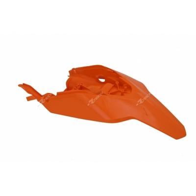 Zadný blatník s tabuľkami oranžová