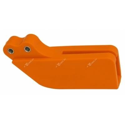 Vodítko reťaze oranžová