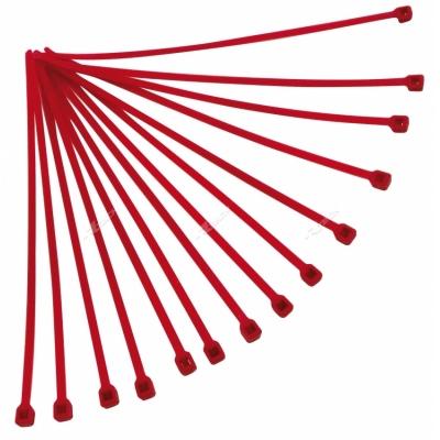 Páska viazacia nylon 3,6*180  červena