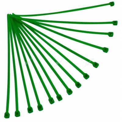 Páska viazacia nylon 4,2*280 zelená