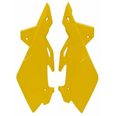 Zadné tabuľky žltá