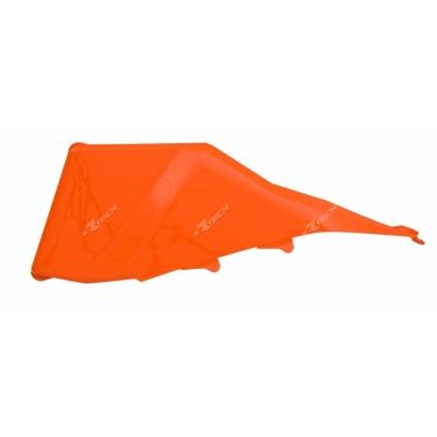 Zadné tabuľky oranžová