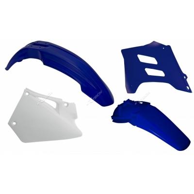 Sada plastov modrá 4 dielna