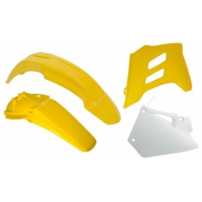 Sada plastov žltá