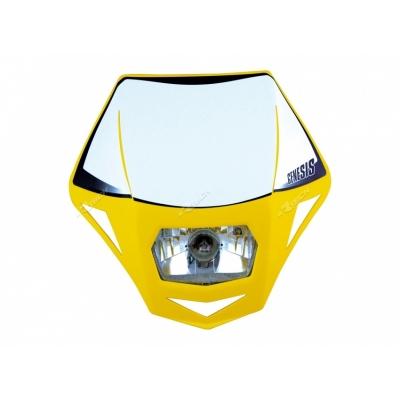 Predná maska so svetlom GENESIS žlta