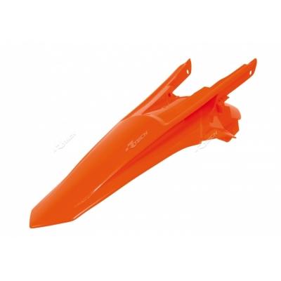 Zadný blatník oranžová