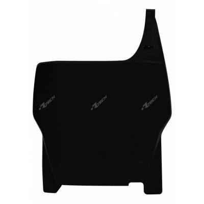Predná tabuľka čierna