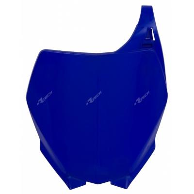 Predná tabuľka modrá