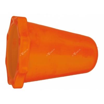Zátka výfuku oranžová