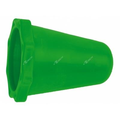 Zátka výfuku zelená