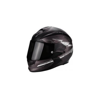 Prilba Scorpion EXO-510 Cross čierno-bielo-tmavosivá matná, na motorku