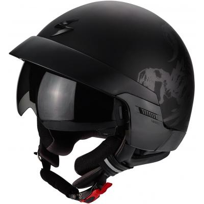Prilba Scorpion EXO-100 Scorpion matná, na motorku