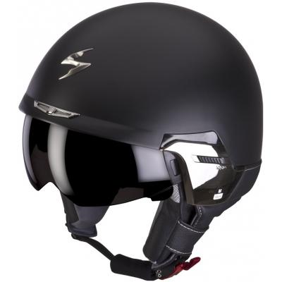 Prilba Scorpion EXO-100 Solid matná, na motorku